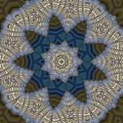 Kaleidoscope 87 Art Print