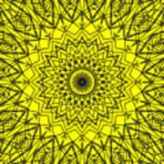 Kaleidoscope 957 Art Print