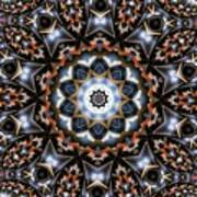 Kaleidoscope 99 Art Print