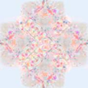 Kaleidoscope Abstract Art Print