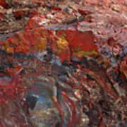 Kaleidoscope Of Colors Art Print