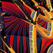 Kali-fa-callig10x11m8 Art Print