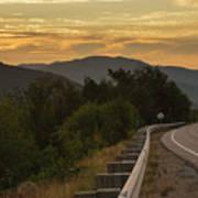 Kancamagus Highway - New Hampshire Usa Art Print