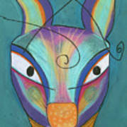 Kanga Art Print