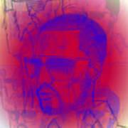 Kanye West Swag  Art Print