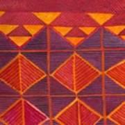 Kapa Patterns 6 Art Print