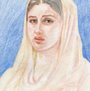 Kareena Art Print