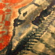 Karen - Tile Art Print