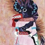 Katchina Art Print