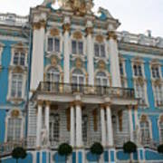 Katharinen Palace I - Russia  Art Print
