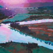 Katka Overlook Art Print