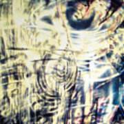 Katz Eye Art Print
