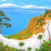 Kauai Hawaii Art Print