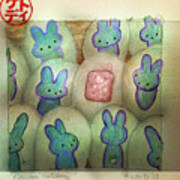 Kawaii Hatchery Art Print