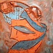 Kaweeke - Tile Art Print