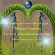 Kaypacha - December 28, 2016 Art Print