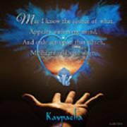 Kaypacha's Mantra 2.24.2016 Art Print