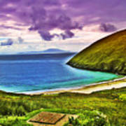 Keem Bay - Ireland Art Print