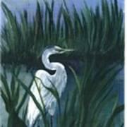 Keep Of The Pond I Art Print