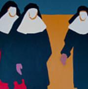Keepers Of Their Faith Art Print