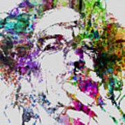 Keith Richards Art Print by Naxart Studio