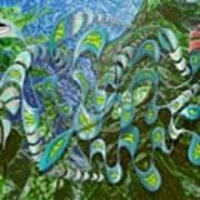 Kelp Dragon Art Print