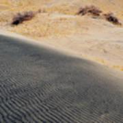 Kelso Dunes Portrait Art Print