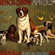 Kennel Club Art Print