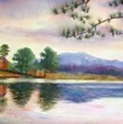 Kennesaw Mt. Art Print