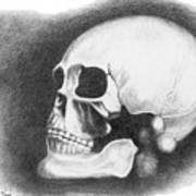 Kennewick Man Art Print