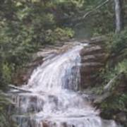 Kent Falls Art Print