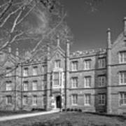 Kenyon College Bexley Hall Art Print by University Icons