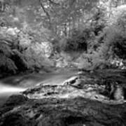 Kerosene Creek Art Print