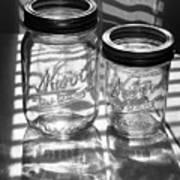 Kerr Jars Art Print