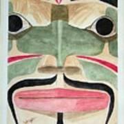 Ketchikan Native Art Print