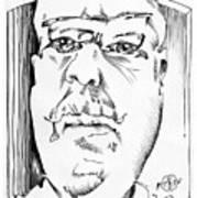 Kevin Callahan Art Print