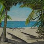 Key West Clearing Art Print