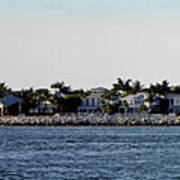 Key West Panorama Art Print