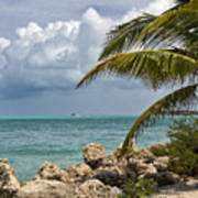 Key West Paradise 4 Art Print