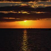 Key West Sunset 29 Art Print