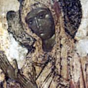 Khalkopratiyskaya Virgin Art Print