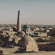 Khiva Art Print