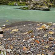 Khosty River. Art Print