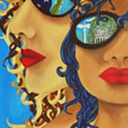 Kia Ora Art Print