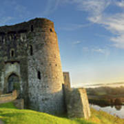 Kidwelly Castle 3 Art Print