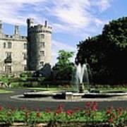 Kilkenny Castle, Co Kilkenny, Ireland Art Print