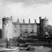 Kilkenny Castle Art Print