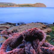 Kimmeridge Bay In Dorset Art Print