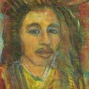 King Gong As A Young Man Art Print