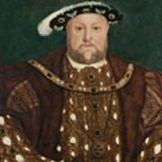 King Henry V I I I Art Print